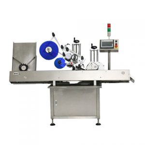 Spice Round Jars Automatic Labeling Machine Factory Price