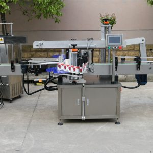 Labeling Machine For Flat Round Square Bottle