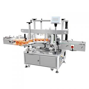 Round Bottle Wraparound Labeler