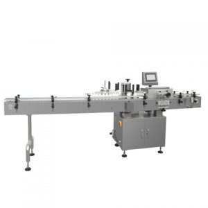 Automatic Sticker Labeling Machine Used For Bottled Liquid