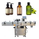 Perfume Bottle Front Back Labeling Machine