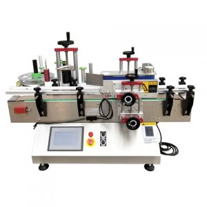 Desktop Base Round Bottle Labeling Machine