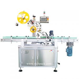 Automatic Round Bottle Labeling Machine Label Applicator
