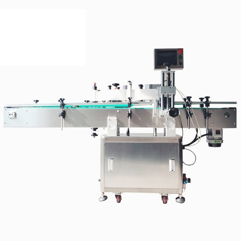 Automatic round bottle labeling machine from China Manufacturer...