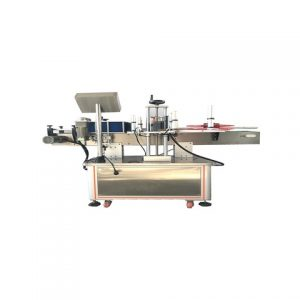 Automatic Round Bottle Labeling Machine For Juice