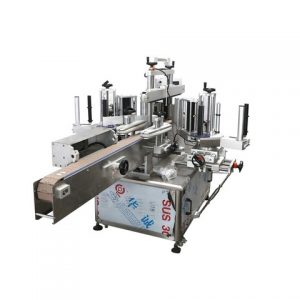 Beverage Bottle Plastic Bottle Labeling Machine