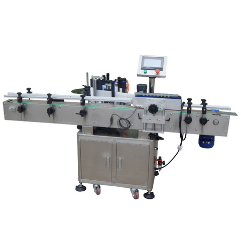High Speed Round Bottle Labeling Machine LR 450(small tape)