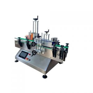 Ice Cream Cup Labeling Machine