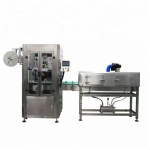 Manual Labeling Machine For Round Bottles