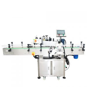 High Quality Spray Aerosol Can Bottle Labeling Machine