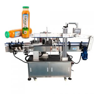 Sticker Automatic Soap Box Labeling Machine