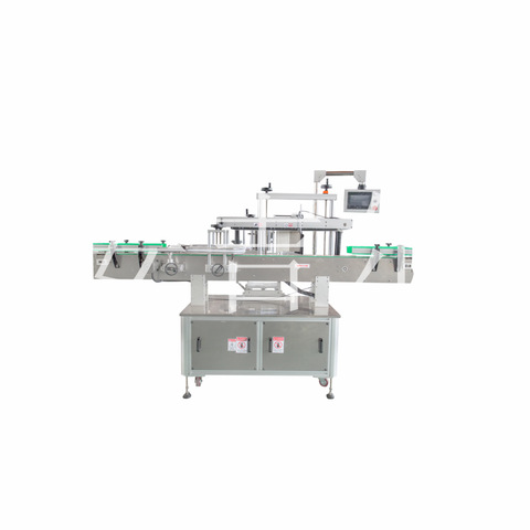 automatic glass labeling machine, automatic glass labeling...