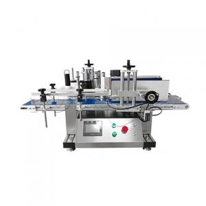 Auto Sticker Labeling Machine Galss Bottle