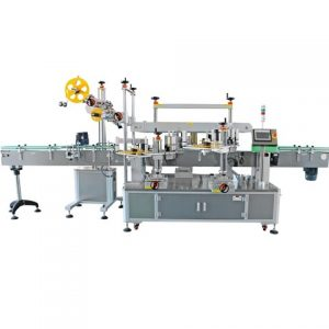 Bottle Front Back Sides Labeling Machine