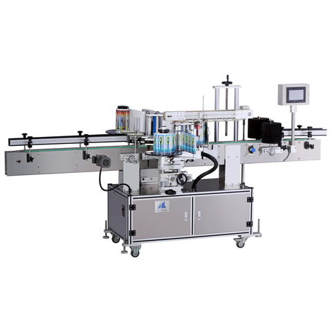 China Aerosol Can Labeling Machine, Aerosol Can Labeling...