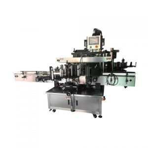 Good Quality Automatic Label Machine For Blue Label