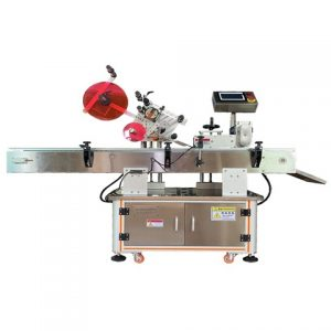 Automatic Cigarette Box Labeling Machine