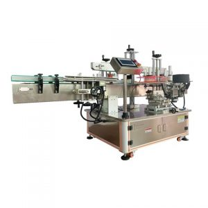 Vial Labeling Machine With Hopper