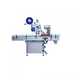 Linear Type Double Side Fully Automatic Labeling Machine