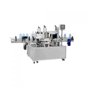 Automatic 5 Liter Bucket Labeling Machine