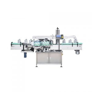 Sticker Bottle Labeling Machine With Dater Printer