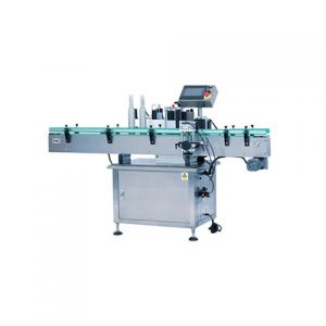 Front Back Surface Labeling Machine