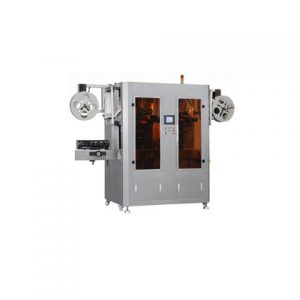 Paper Box Top Labeling Machine
