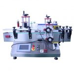 Medicine Carton Corner Labeling Machine