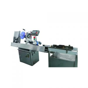 Blister Labeling Machine