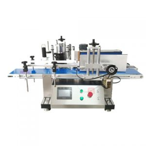 Syrup Glass Bottle Labeling Machine