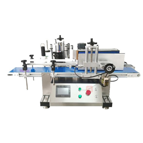 Front & Back Labeling Machine | Marking and Labeling... | CENS.com