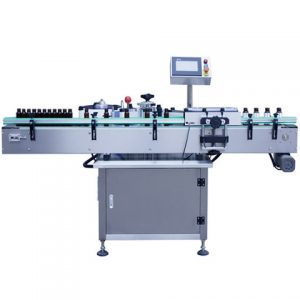 Adhesive Sticker Suasage Labeling Machine
