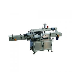 Wooden Bottle Labeling Machine