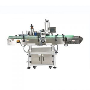 Metal Bucket Single Side Automatic Labeling Machine