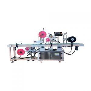 Plastic Card Labeling Machine