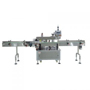 Automatic Plastic Cup Bottle Labeling Machine