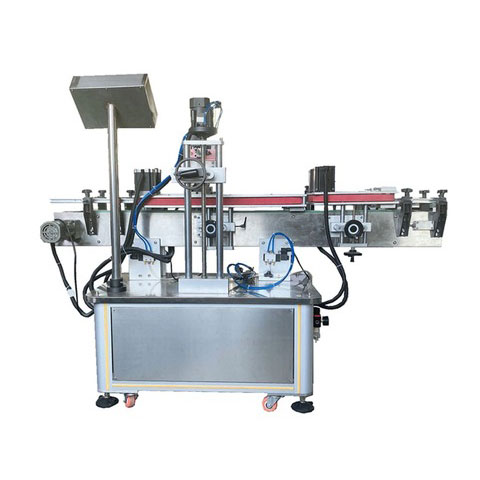 Cold Glue Bottle Label Machine | Glass Bottle Labeling Machine