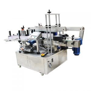 Flat Bucker Labeling Machine