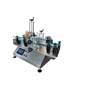 Automatic Printing Labeling Machine For Jar