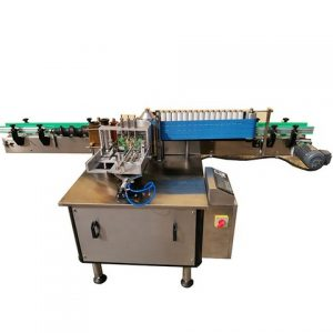 Smoking Oil Vials Labeling Machine