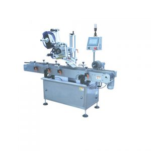 Square Bottle Bottom Labeling Machine
