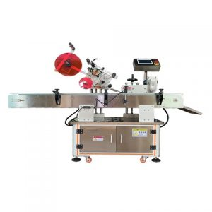 Automatic Double Corners Carton Labeling Machine