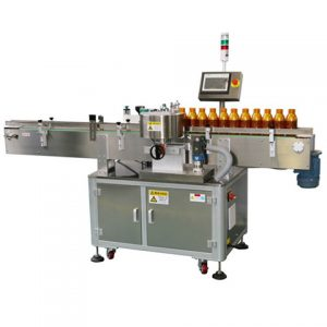 Automatic Sticker Compositum Paper Tube Labeling Machine