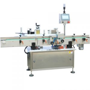 Automatic Coffee Bag Labeling Machine
