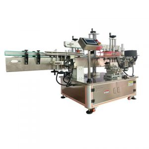Automatic Lunch Box Labeling Machine