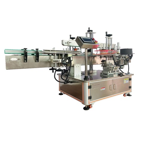 Automatic Round Bottle Labeling Machine - SL260 - Chunfei...