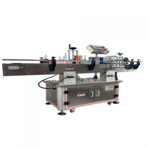 Sauce Bottle Wet Glue Labeling Machine
