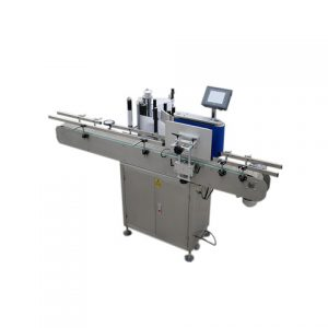 Automatic Cosmetic Double Side Bottle Sticker Labeling Machine