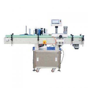 Auto Air Fresher Aerosol Aluminum Jar Labeling Machine