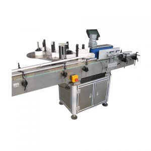 Soap Labeling Machine